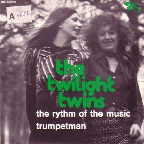 Twilight Twins record sleeve